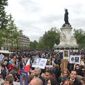 """En France et dans le monde, la marche du """"Régiment immortel"""" (IMAGES) - Ça n'empêche pas Nicolas"""