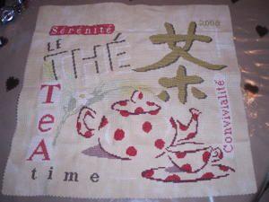 SAL Tea Time Dernière Partie