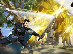 Arslan X The Warriors of Legend se dévoile en images