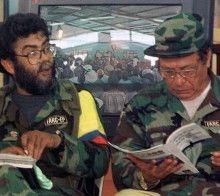 COLOMBIE : DÉCLARATIONS DES FARC SUR L'ASSASSINAT DU COMMANDANT BRICEÑO