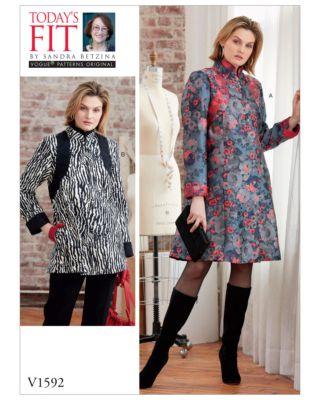 Les patrons de l'automne 2018: Vogue