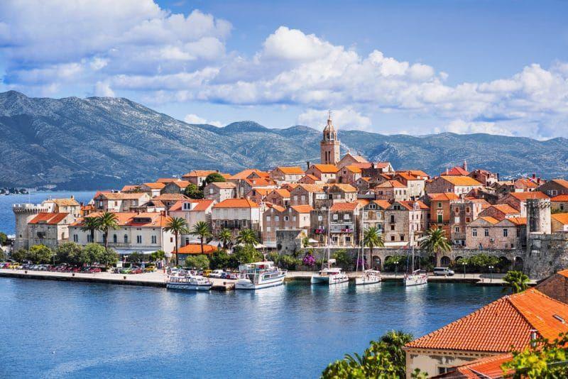 La Croatie et ses trésors cachés