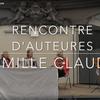 Vidéo de la rencontre d'auteures de l'antre des livres : Camille Claudel