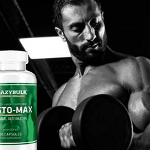 Crazy Bulk Testo Max Review Best Testosterone Booster for Muscle Gain