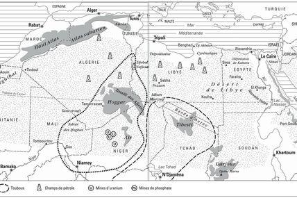 L'Afrique du Sahel et du Sahara à la Méditerranée - Introduction
