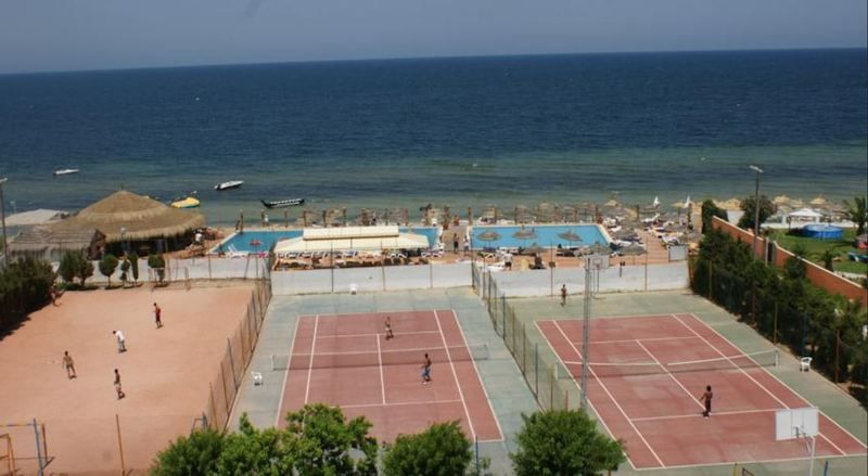 En route pour la TUNISIE et la ville de MONASTIR.