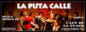 Cabaret « La Puta Calle »