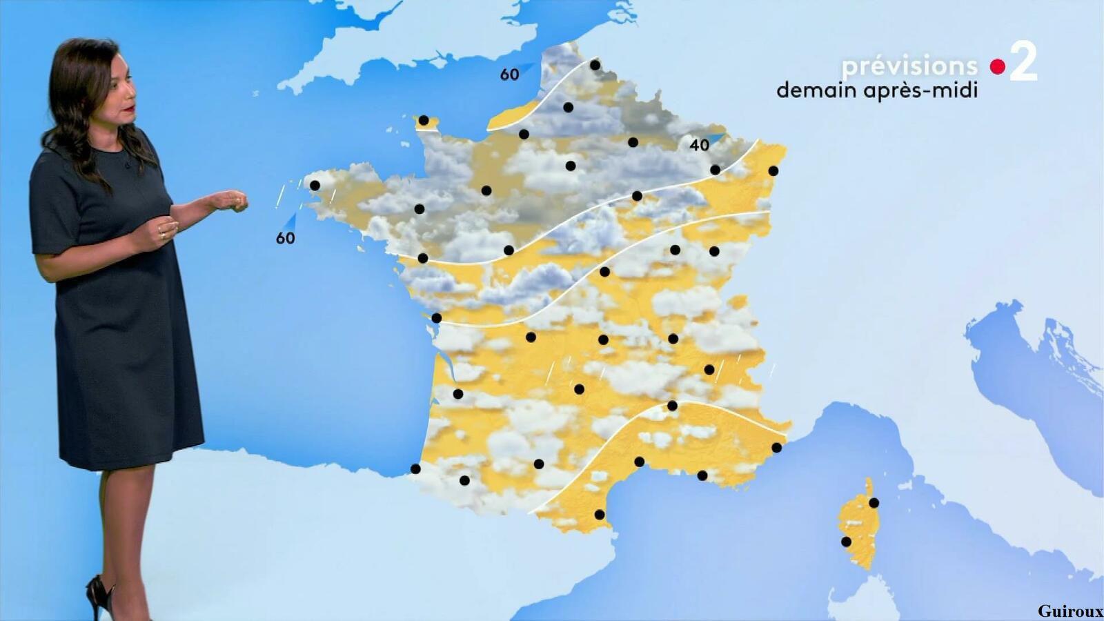 Anaïs Baydemir 28/07/2021 Journal météo du midi