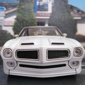 1970 PONTIAC FIREBIRD CUSTOM JADA TOYS 1/24 FIREBIRD TUNING - car-collector.net
