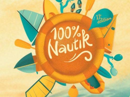Pornichet - Les dons de 100 % Nautik remis à la SNSM - 15 novembre 2019