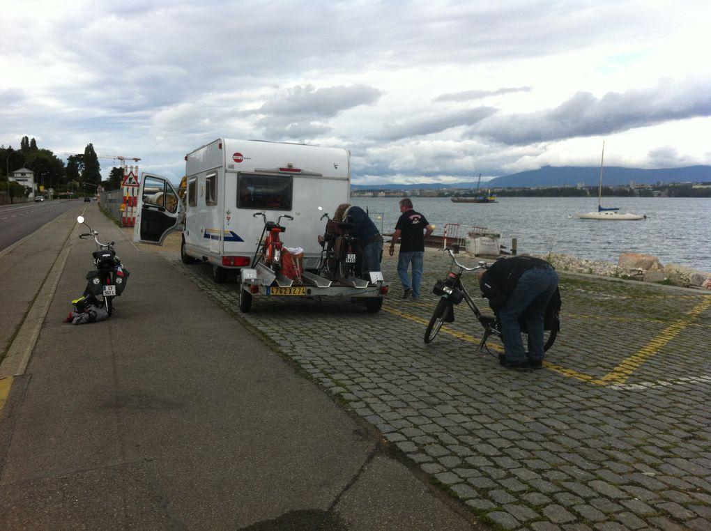 Tour du Lac 2012