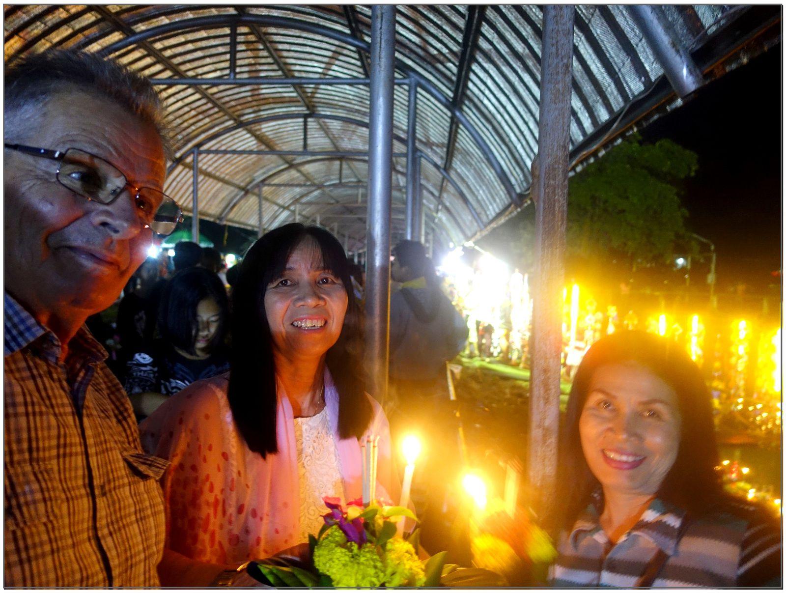 Loy Krathong 2020, Fête des lumières (Thaïlande)