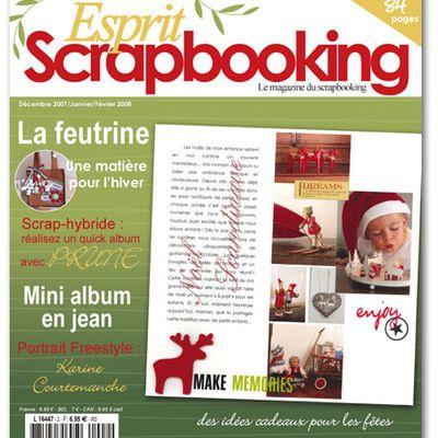 Esprit Scrapbooking N°2