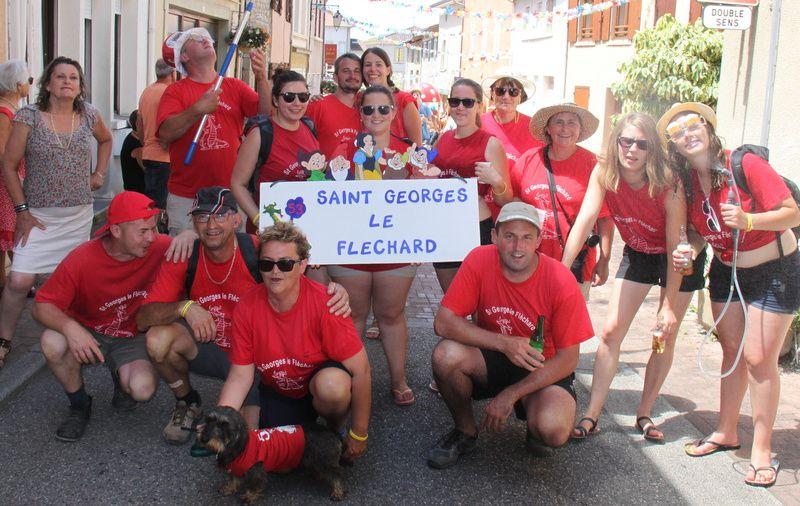 SAINT GEORGES D'ESPERANCHE 2017