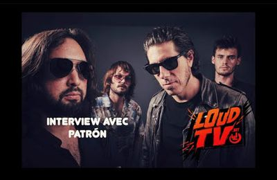 VIDEO - Interview avec Lo de PATRON pour son 1er album Eponyme