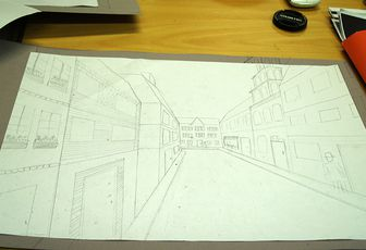 Stage Dessin perspective