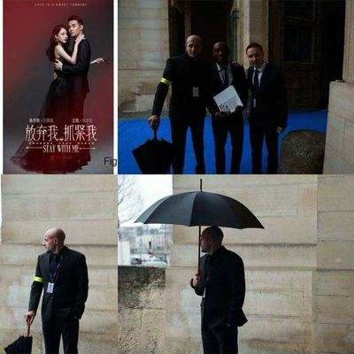 """2016- Série Chinoise """"Stay with me"""""""