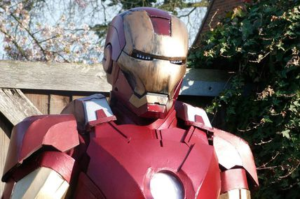 RT @mashable: Teen Builds Incredibly...