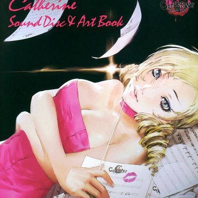 Catherine SoundDisc/Artbook & Catherine OST