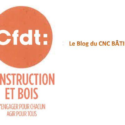Les Membres du CNC Bâtiment CFDT