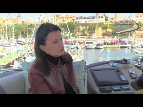 Interview Vidéo - Monte Carlo MC5, un yacht à fly, en moins de 20 mètres