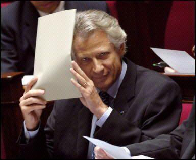 Dominique de Villepin, un homme qui ne méritait pas un si triste fin .Mais est-ce la fin ?