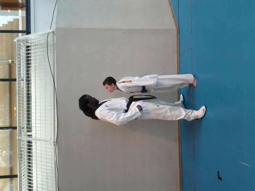 Découvrez les premières photos du stage combat avec Augustin Bata organisé le samedi 11 février par votre club STKD77