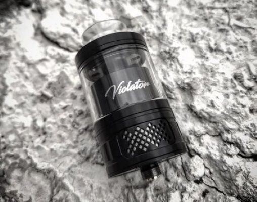 Test - Atomiseur - Violator RTA de chez QP Design