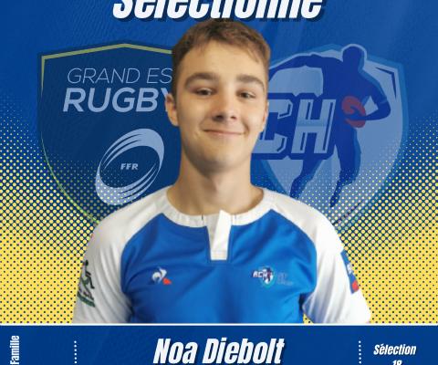Rugby : Des sélectionnés pour une journée de détection de l'équipe du grand est !