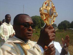Solennité du Christ Roi de l'Univers à Sirarou, au nord du Bénin