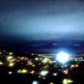 Le flash qui survient après le séisme - Sciencesetavenir.fr