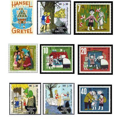 Hansel und Gretel (conte des frères Grimm)