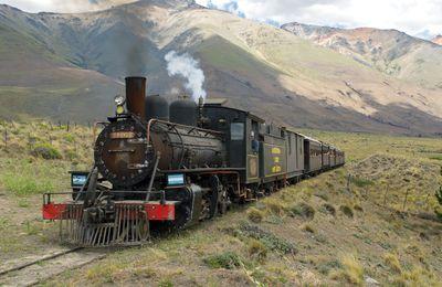 Patagonia Tchou-tchou de Raul ARGEMI