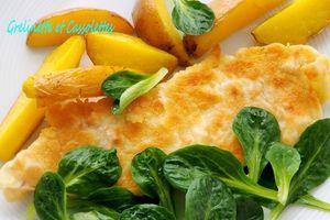 Fish and Chips détournés en light