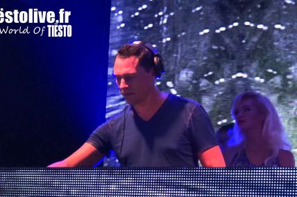 Tiësto video | Showcase | Paris, France - 06 september 2012 | 22 minutes |