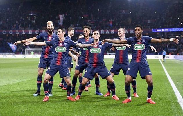 Paris dans le dernier carré de la coupe de France