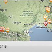 Les 20 plus gros séismes en France métropolitaine