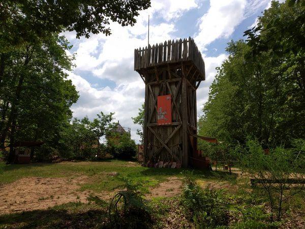 Village et artisanat au château de Guédelon - Bourgogne - France - tous droits réservés @ Tests et Bons Plans