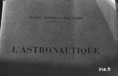 Interview d'André Hirsch sur Robert Esnault-Pelterie (14 mai 1959)