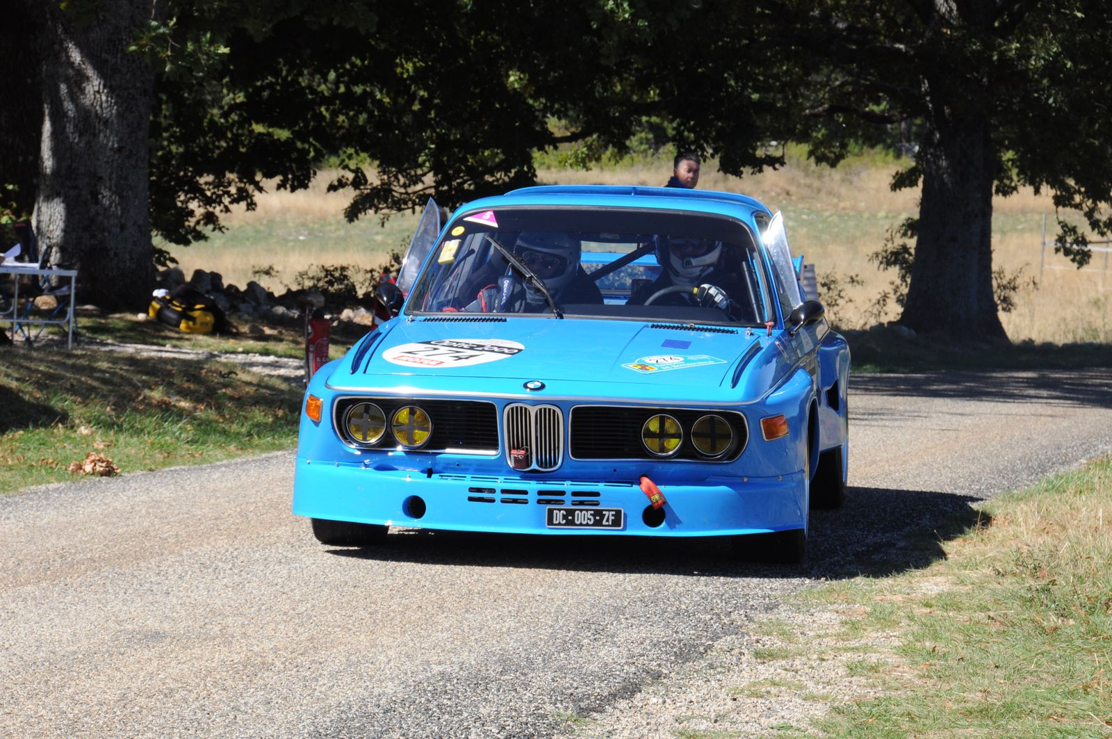BMW 3,0 CSL 1974 ..... Photo : RS