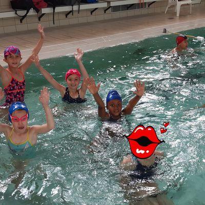 Dernière journée : piscine et kermesse