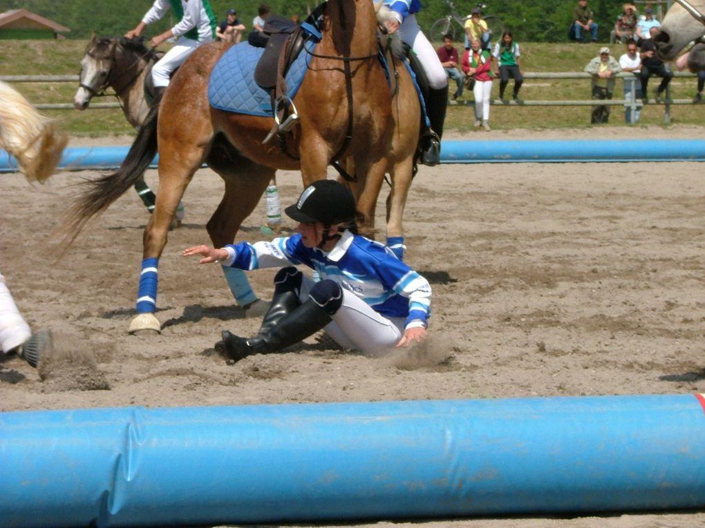 La horse ballite
