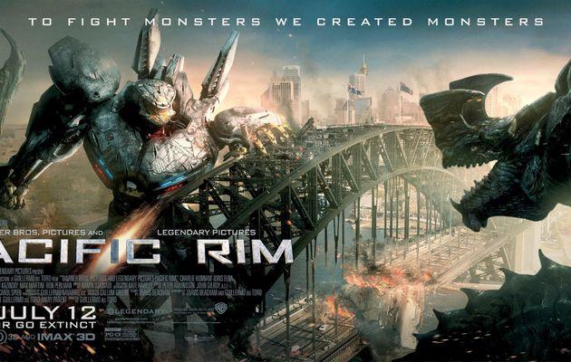Pacific Rim : Godzilla Vs. U.S ?