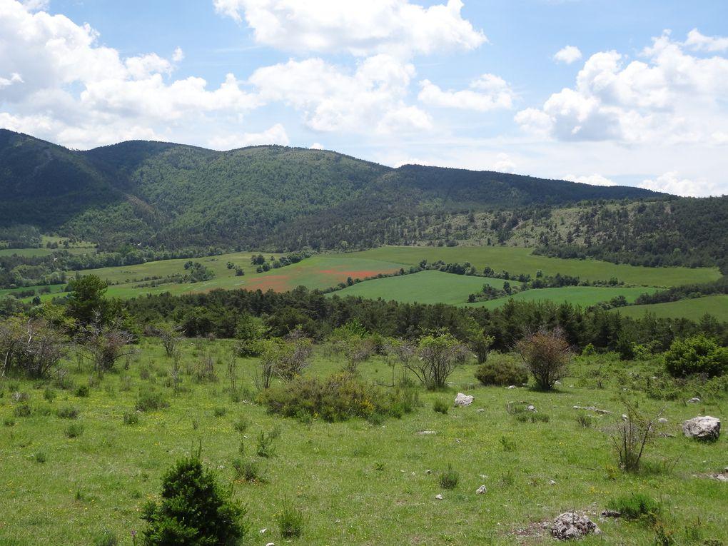 BUL-ITINERANCE : le Tour du Haut Diois en VTT au départ du Luc-en-Diois (26) le 12 et 13 juin 2021