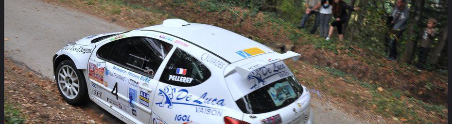 Rallye de Sarrians 2013