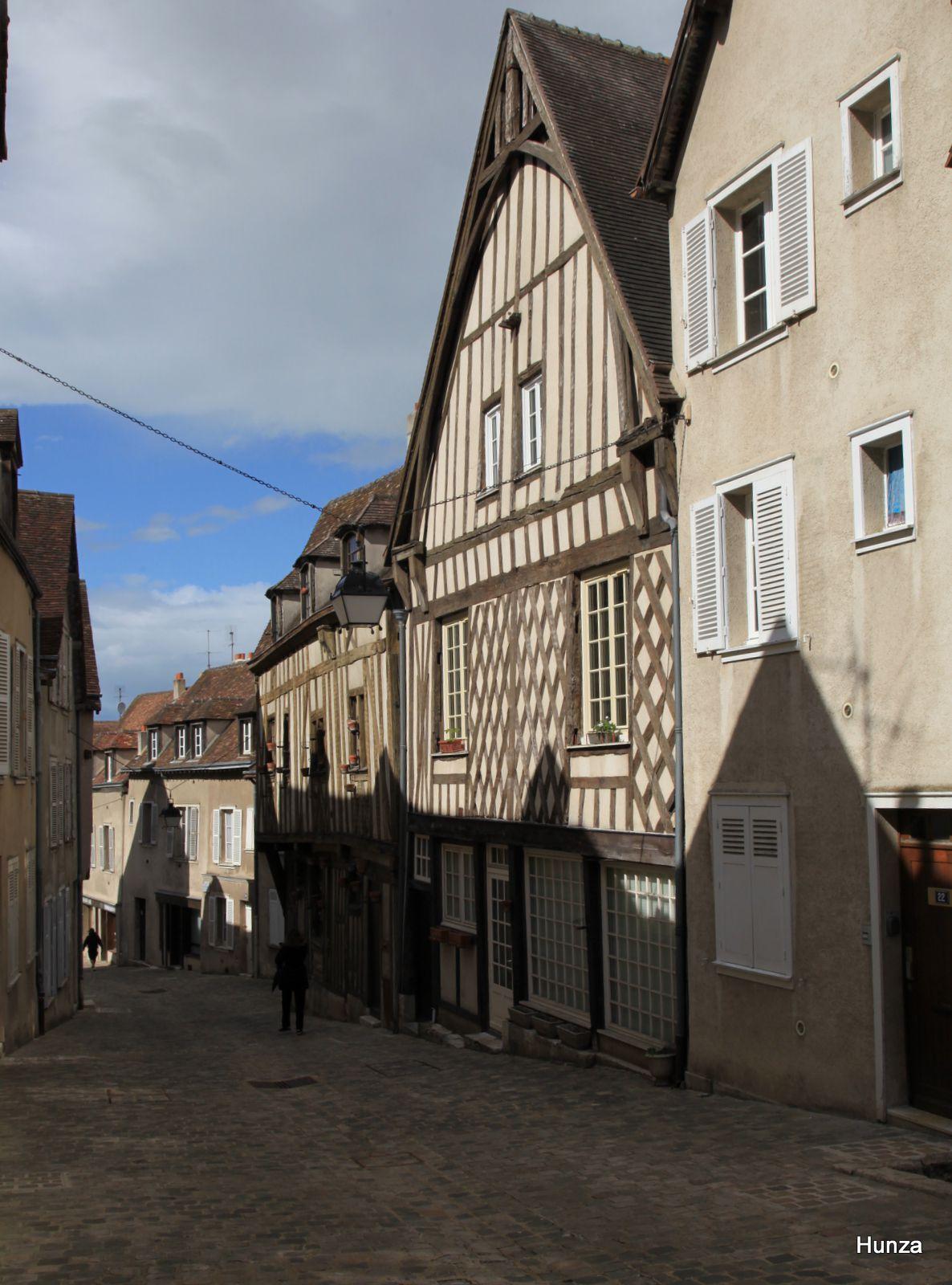 Chartres, rue des Ecuyers