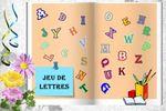 Le petit jeu de lettres (120) de chez Lady Marianne