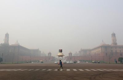 Is Delhi the most polluted city on Earth?
