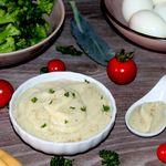 Mayonnaise très légère (sans oeuf)