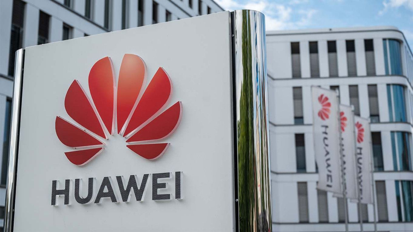 Russia has criticized the U.S. for placing sanctions on Huawei